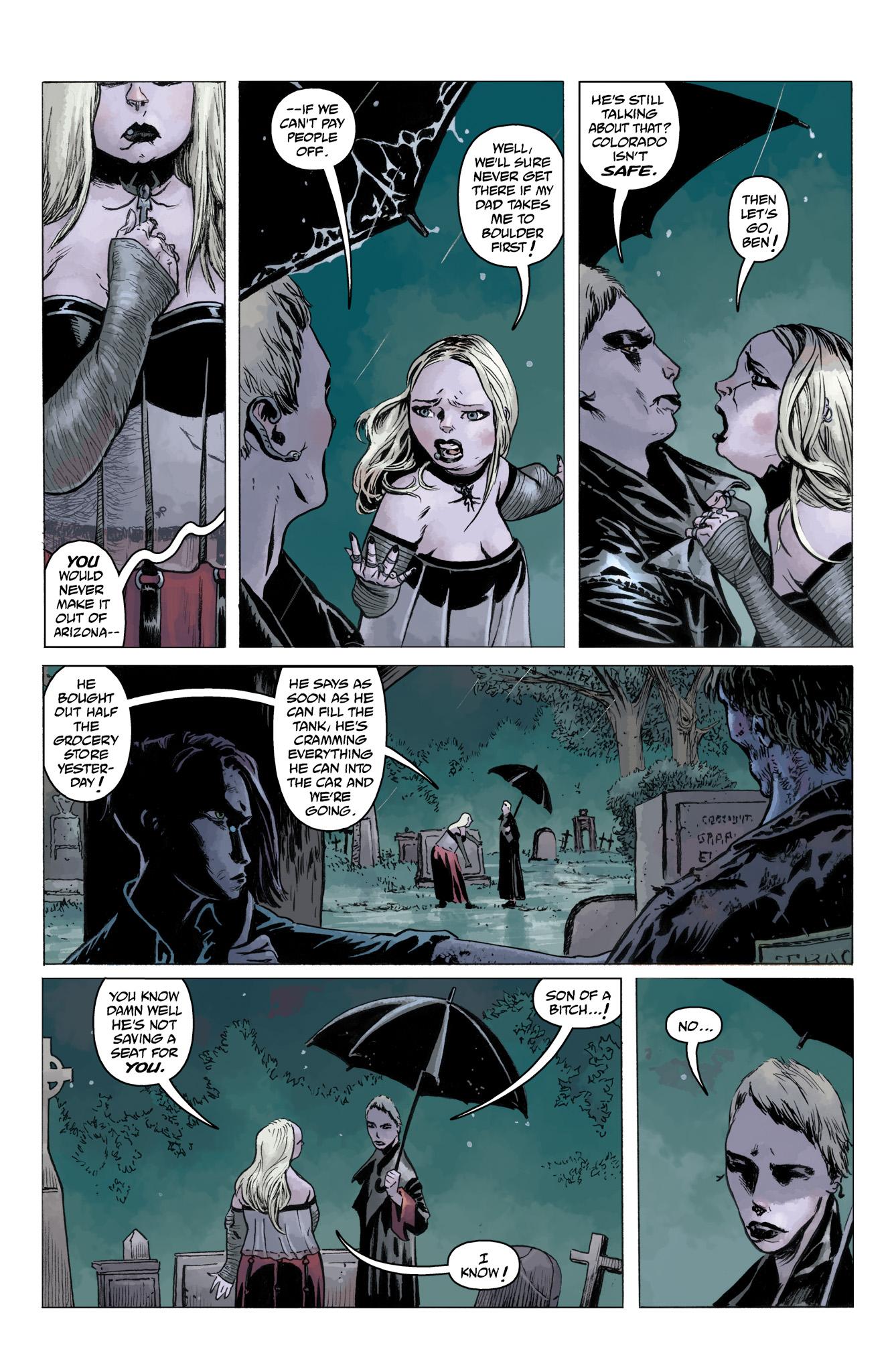 Read online Abe Sapien comic -  Issue #10 - 15