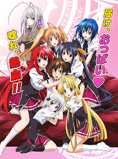 High School DxD BorN – Todos os Episódios