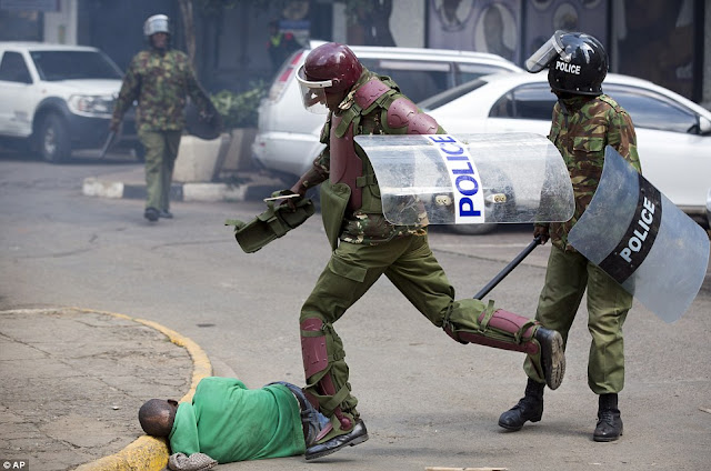 Full List Of Rogue Kenyan Police Officers With Court Cases