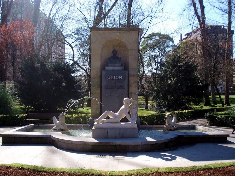 monumento-a-fleming-gijon
