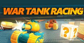 War Tank Racing Online 3d V2 MOD Apk