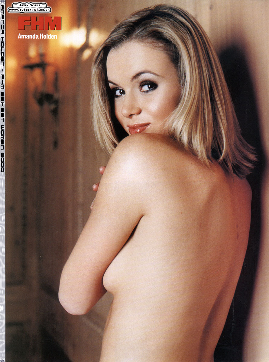 Sex Pic Of Amanda Holden Pussy 4