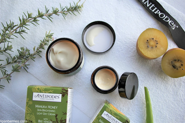 Antipodes skin brightening eye cream review