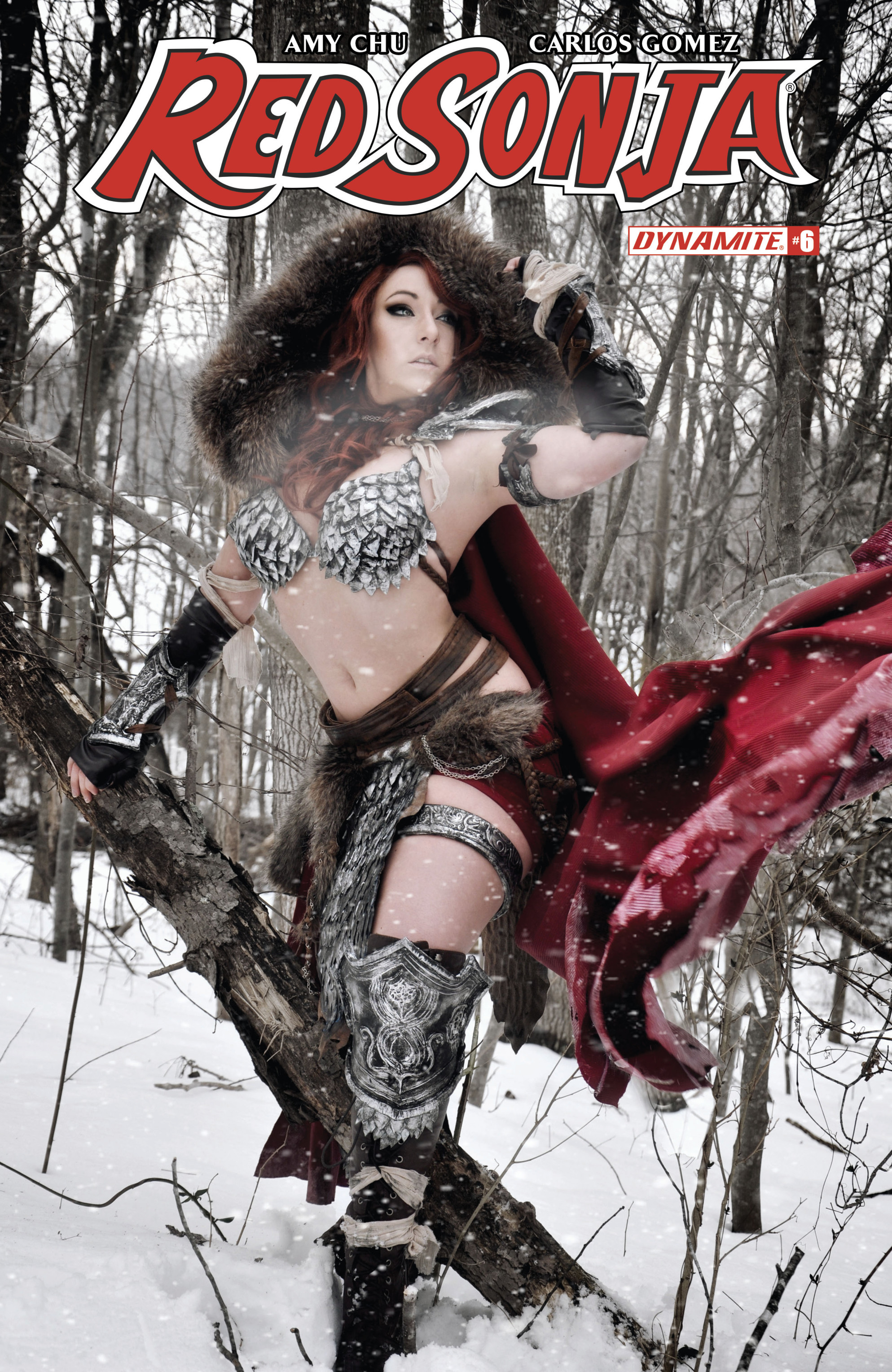 Read online Red Sonja, Volume 4 comic -  Issue #6 - 4