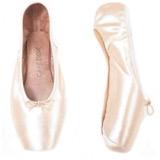 61b2111e051 The Dancewear Guru  Capezio Airess pointe shoe review