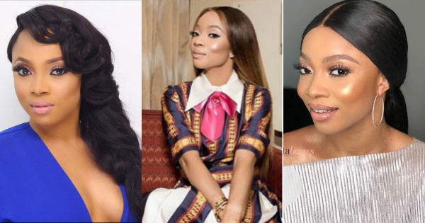 'Cooking Is Not Restricted To A Gender, Guys Learn How To Cook' – Toke Makinwa Says