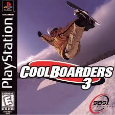 Cool Boarders 3 - PS1 - ISOs Download