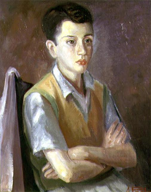Antonio Padrón, Maestros españoles del retrato, Retratos de Antonio Padrón, Pintores españoles, Pintores de Canarias, Pintor español
