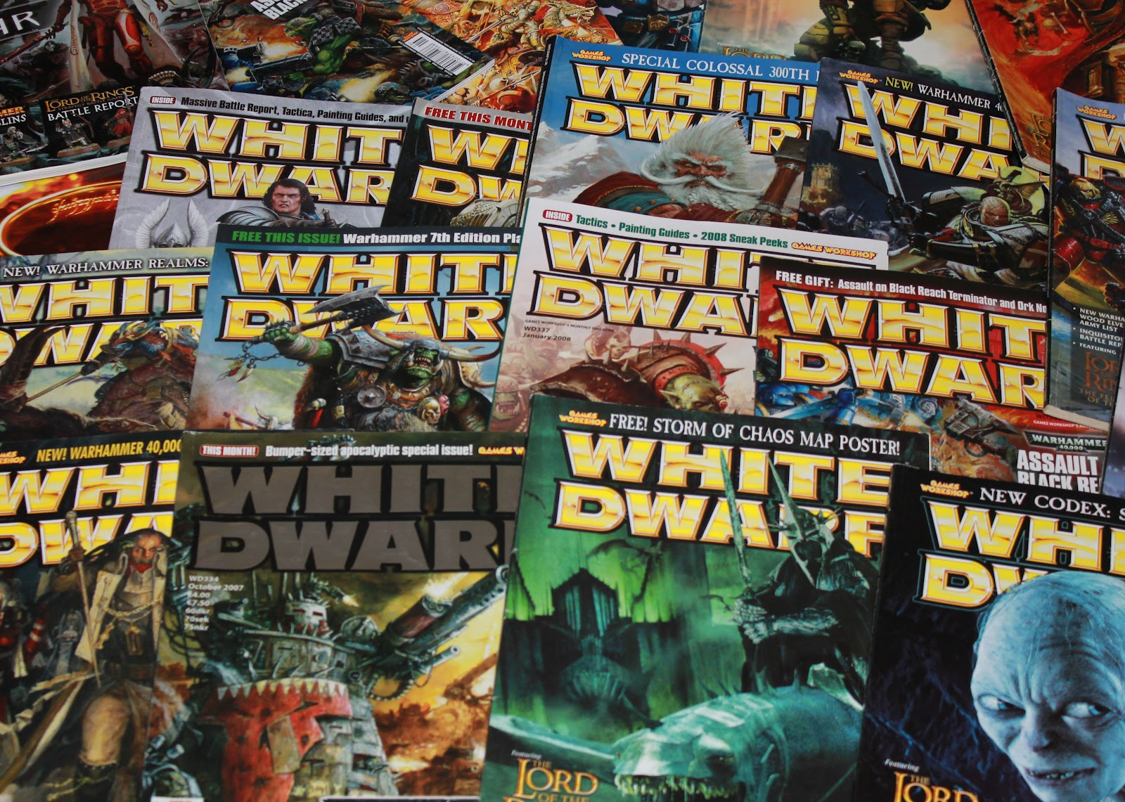 white dwarf back issues - photo #8