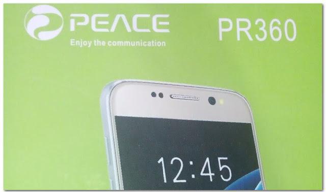 Peace PR 360 Flash File