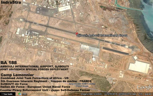 Image Attribute: Camp Lemmonier, Ambouli International Airport, Djibouti