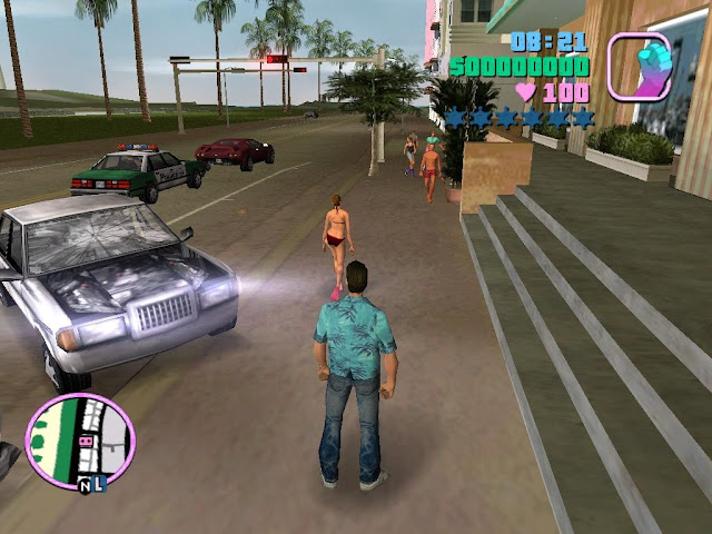 free  vice city game for windows xp