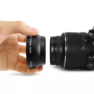 2mm 0.45 X Wide Angle Macro Lens For Nikon
