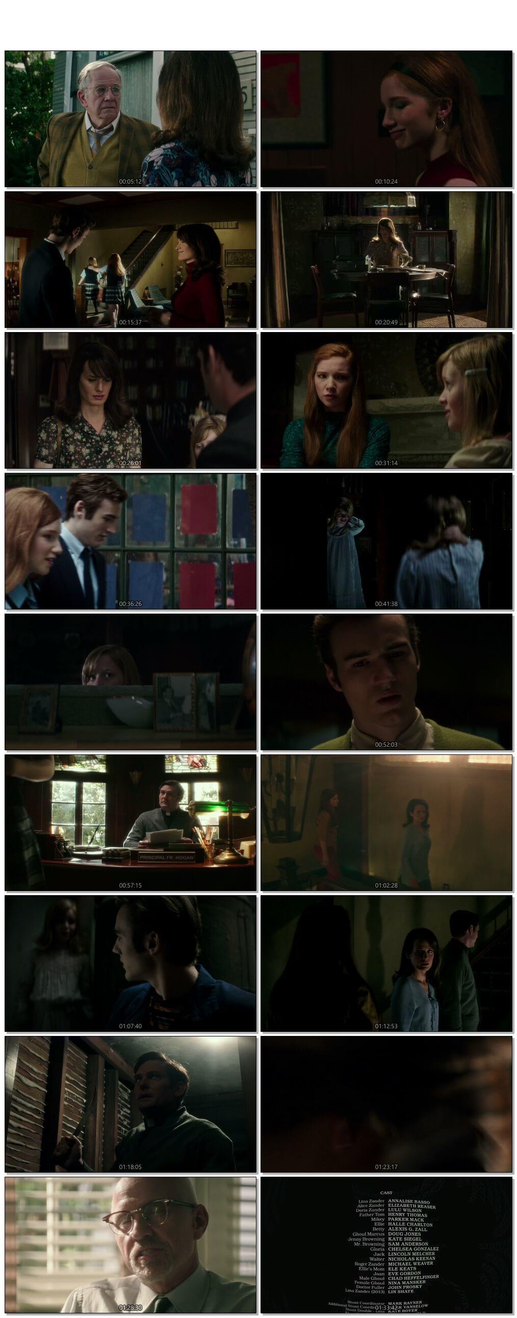 Screen Shot Of Ouija Origin of Evil 2016 Full Movie Download Free Watch Online 300MB