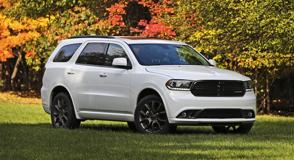 2020 Dodge Durango Review Cars Auto Express New And Used Car