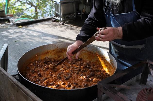 Τι τρώνε οι μοναχοί του Αγίου Όρους την Τεσσαρακοστή. Το μυστικό για μια μακρά και υγιή ζωή