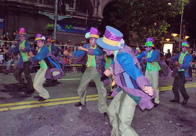 Desfile Inaugural del Carnaval. 2015. Aristophanes.