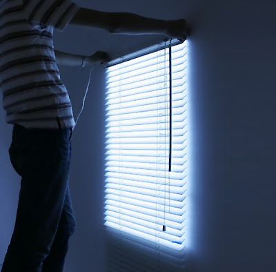 Windowblinds Lamp
