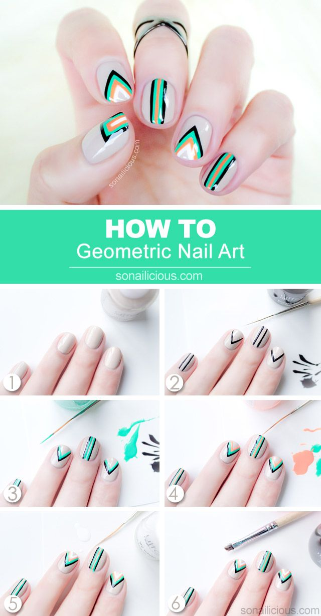 IDEAS TO ART NAILS