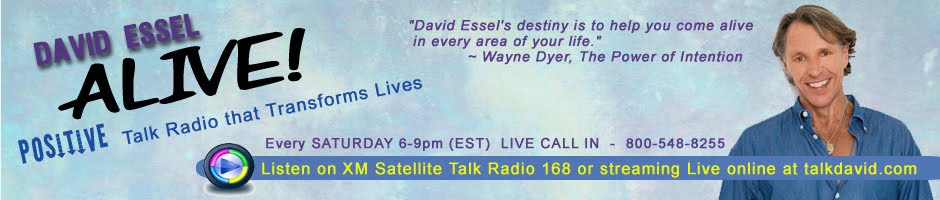 David Essel Alive! Talk Radio Show