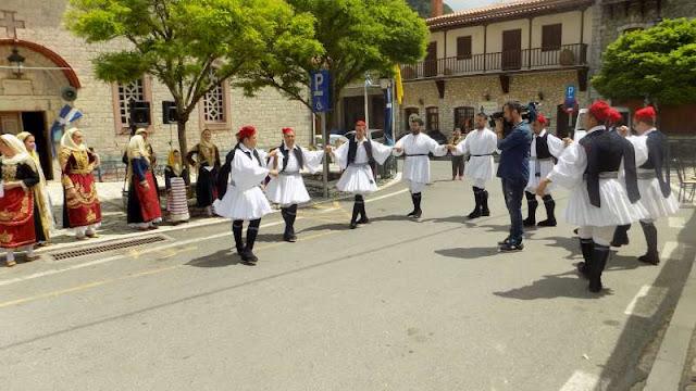 Εορτάστηκε η 196η Επέτειος της Α' Πελοποννησιακής Γερουσίας στη Στεμνίτσα