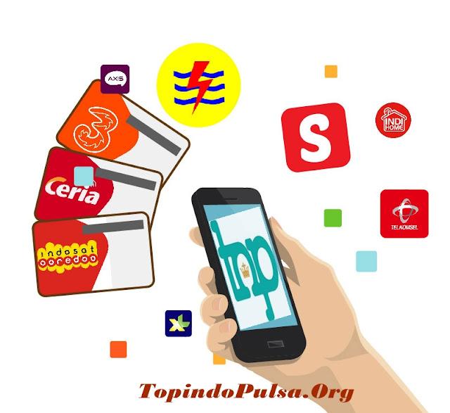 Topindo Pulsa Bisnis Agen Pulsa Elektrik Online Termurah
