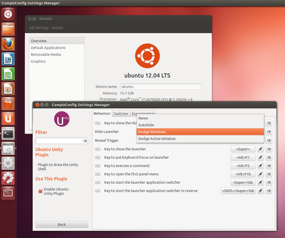 Unity Revamped PPA Is Back For Ubuntu 12 04 (Unity Launcher
