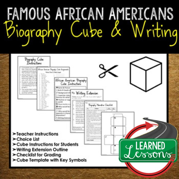 2018 learned lessons teaching materials civil rights movement document based questions dbq both print and digital black history choice board with 9 activity pages pronofoot35fo Choice Image