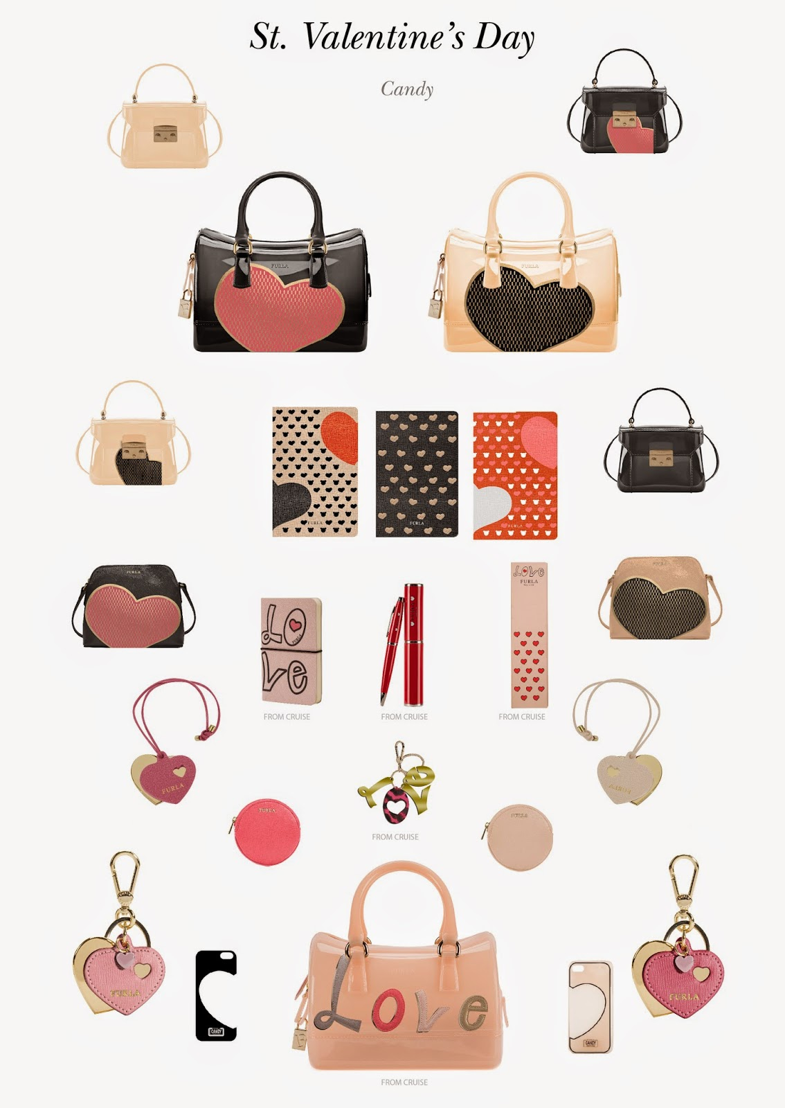 Furla's Valentine's Day Collection