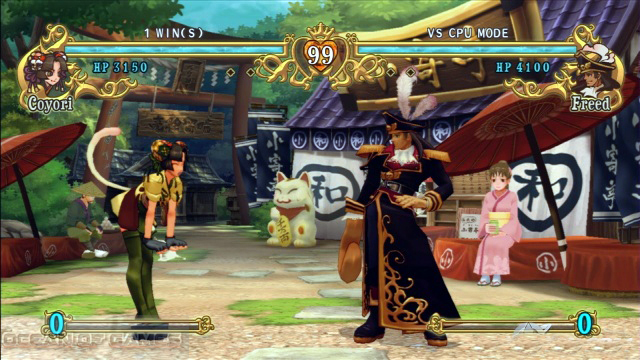 Battle Fantasia Revised Edition Screenshot-1