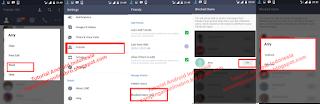 block & unblock users line