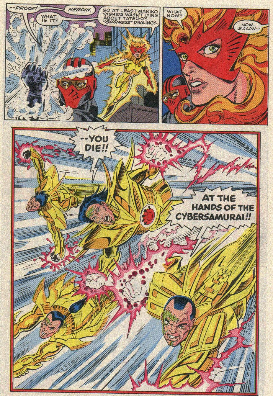 The New Warriors Issue #20 #24 - English 14