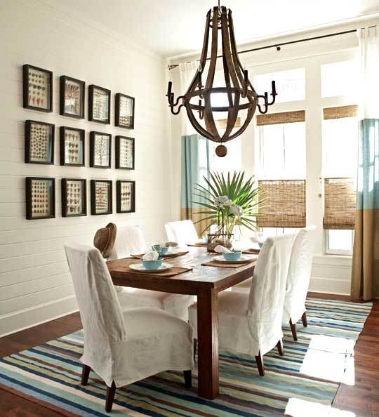 Most Lucrative Dining Room Interior Design Ideas To Beauty: New Home Interior Design: Georgia Carlee
