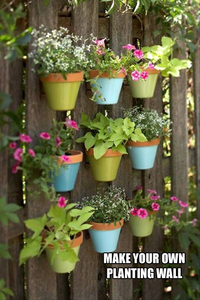 Do It Yourself Garden: 19 Do It Yourself Garden Ideas (19 Pics)