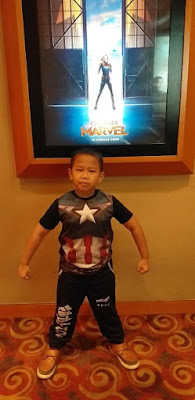 Captain Marvel Perebutan Tesseract si Batu Biru