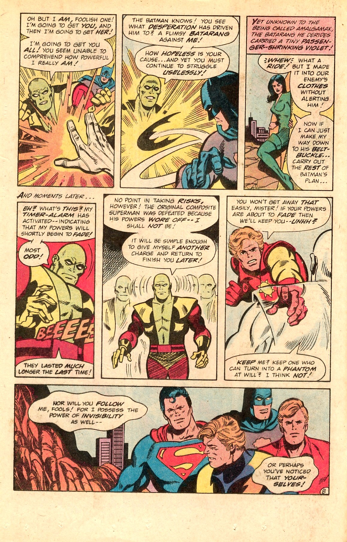 Read online World's Finest Comics comic -  Issue #284 - 12