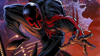 Homem-Aranha 2099 Miguel O'Hara Aranhaverso