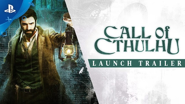 call Of Cthulhu - Launch Trailer PS4