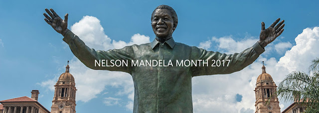 Nelson Mandela Month July 2017 - Celebrated by Nozuko Nxusani Inc.