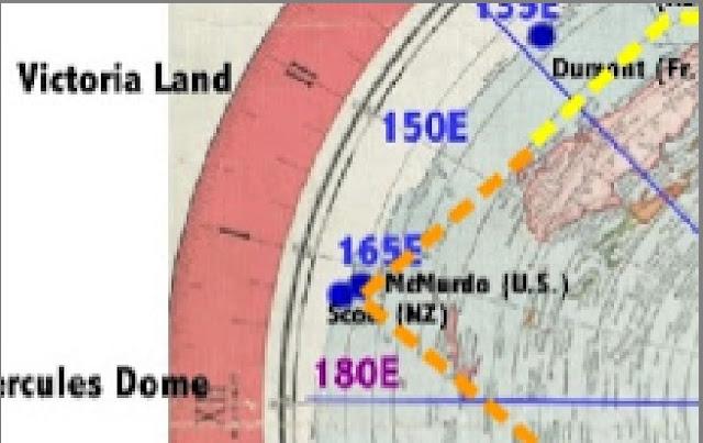 Rick Potvin's Virtual Circumnavigation of Antarctica to Decide if
