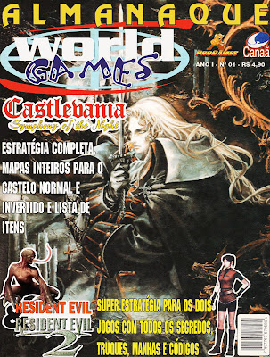 Almanaque World Games N.01