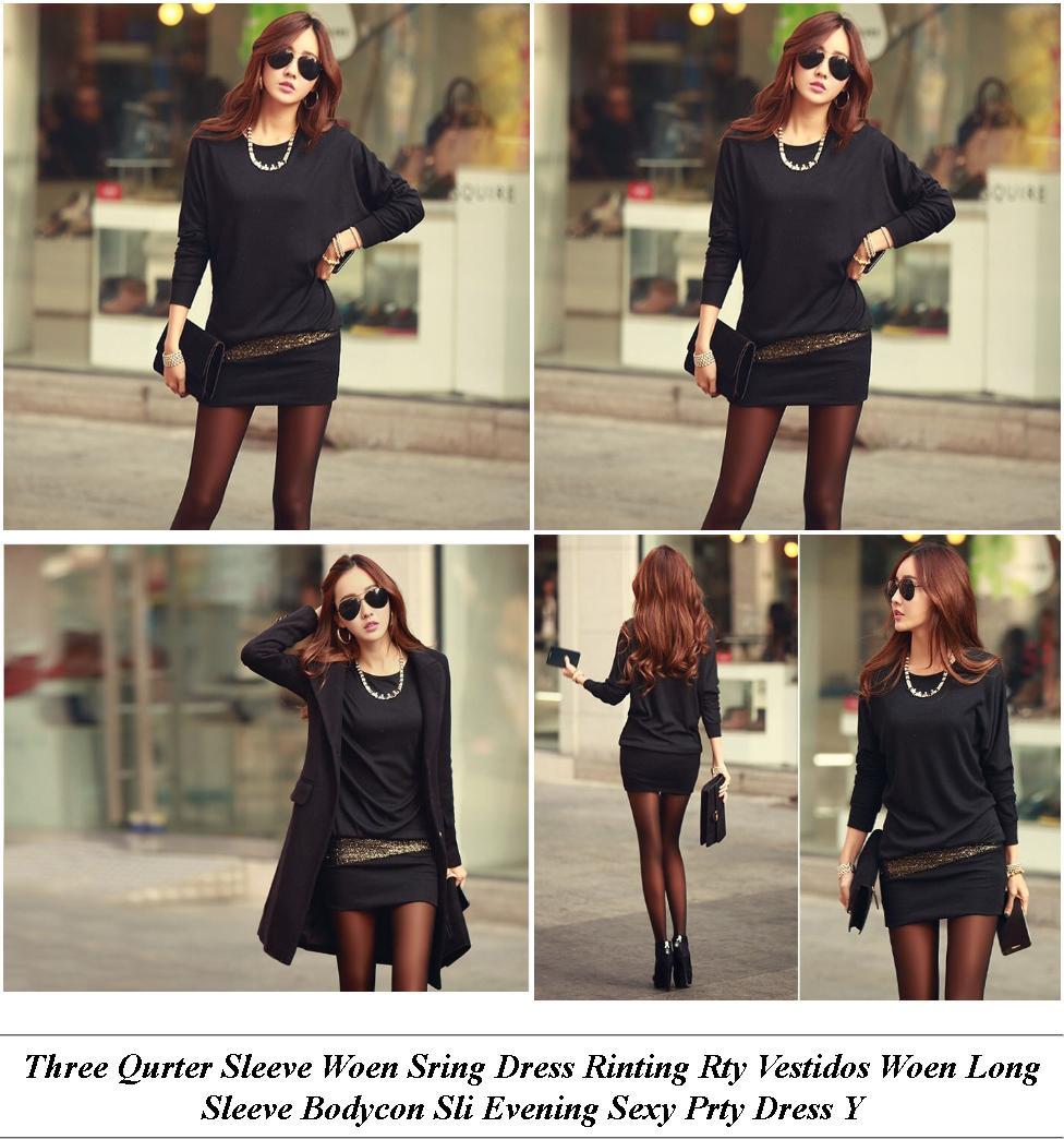 Evening Dresses - Sale Shop Online - A Line Dress - Cheap Online Shopping Sites For Clothes