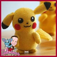 Pikachu En Amigurumi : Diversidades: patrones gratis de crochet, amigurumi y ...
