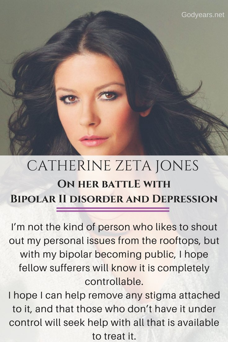 Suicide Prevention: Catherine Zeta Jones talks on her battle with depression