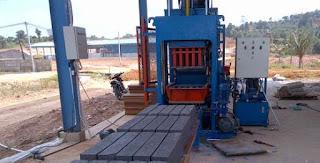 harga mesin batako bekas,manual,batako otomatis,batako press,Cetak Batako hidrolik,cetak batako manual,