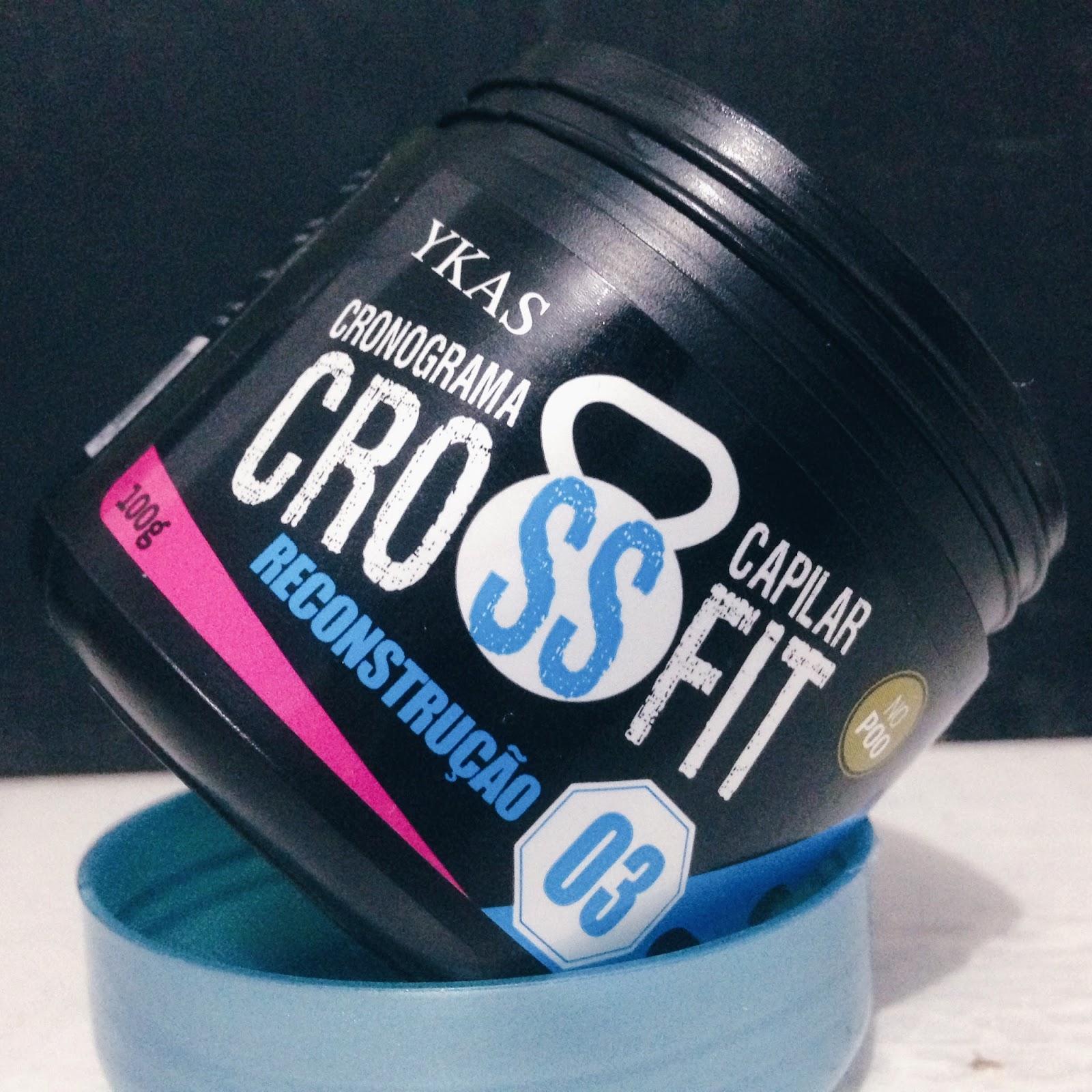 Ykass CrossFit Cronograma