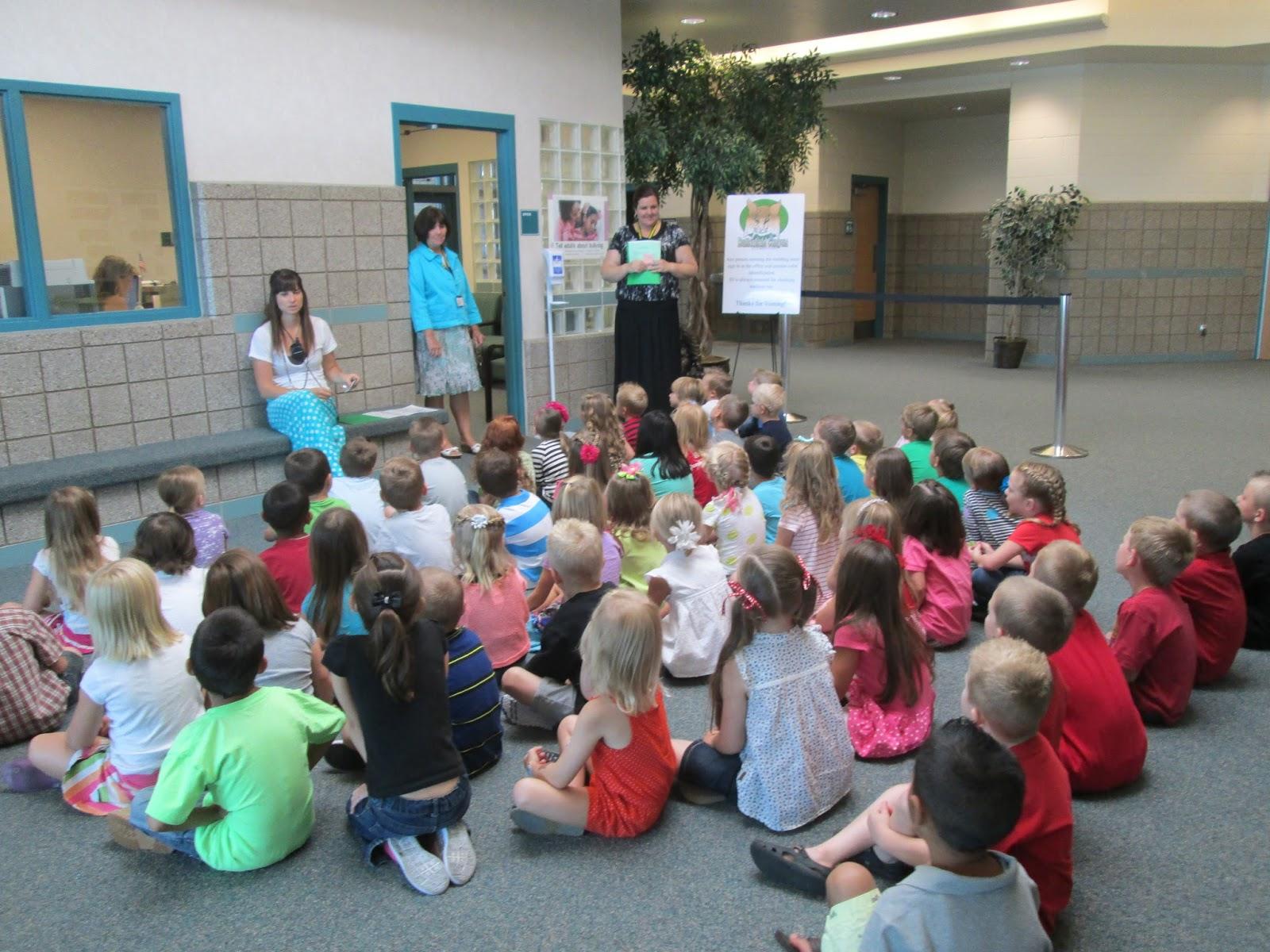 Kindergarten Class: Mrs. Taft's Kindergarten Class: Welcome To Kindergarten
