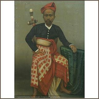 Foto : Raja Lombok - sejarah dan asal usul lombok