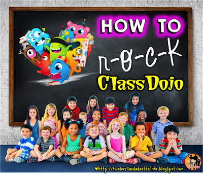 How to Rock ClassDojo back to school