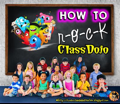 How to Rock ClassDojo back to school